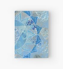 Fifth 5th Chakra Mandala Hardcover Journal