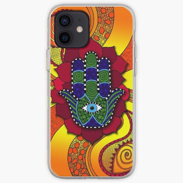 Hamsa iPhone Soft Case