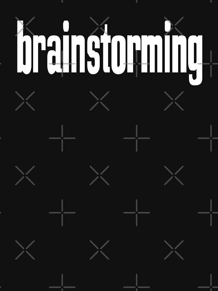Brain Storming Think Outside The Box Startup Entrepreneurial Self Employed Teamwork by ProjectX23