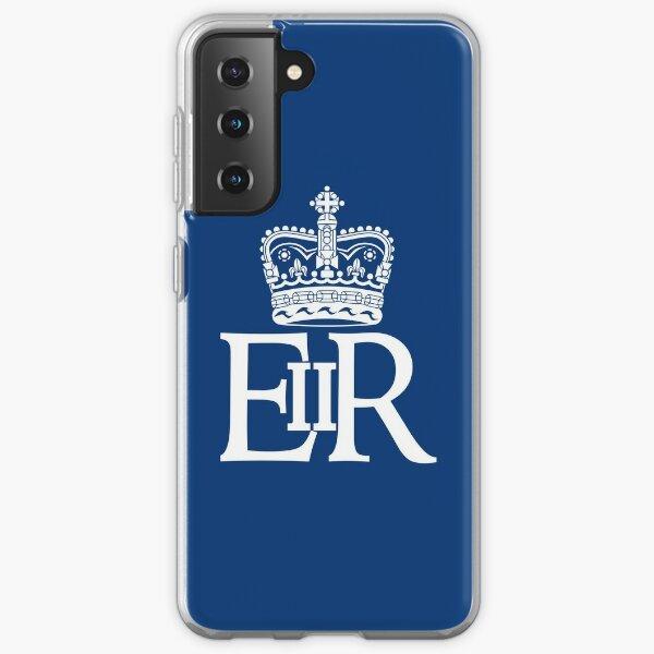The Royal Cypher of Queen Elizabeth II Samsung Galaxy Soft Case