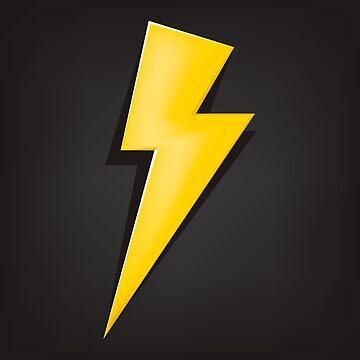 Lighting Bolt  by emirsimsek