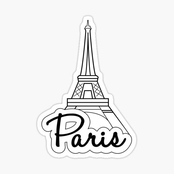 Paris | Eiffel Tour Sticker