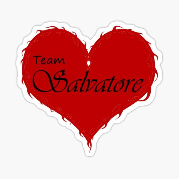 Team Salvatore Sticker