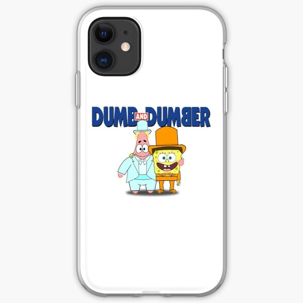 Dumb and Dumber iPhone Soft Case