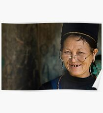 Woman from Sapa Poster