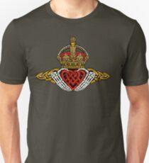 Skeleton Claddagh Color T-Shirt