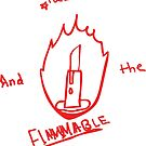 The Fabulous and the Flammable - Red by GirlsRockPitt