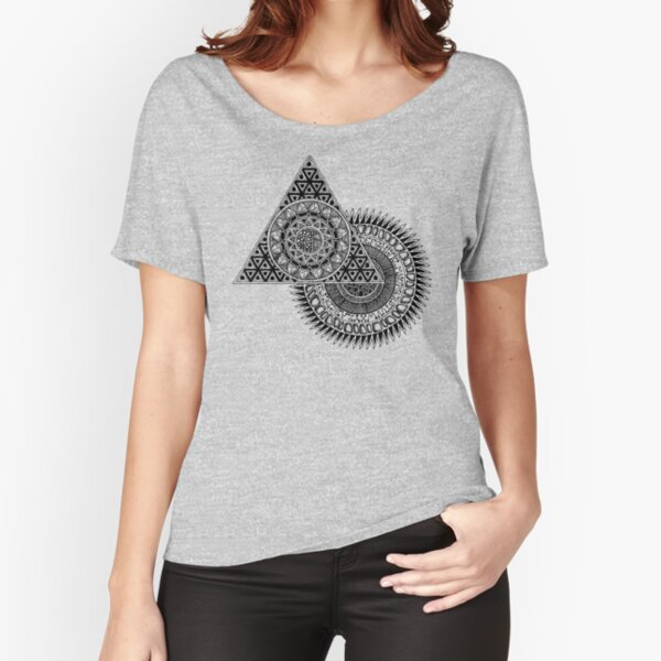ABC Tribal:   Relaxed Fit T-Shirt