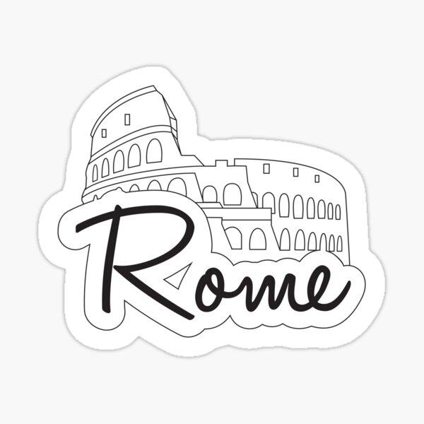 Rome | Colosseum Sticker