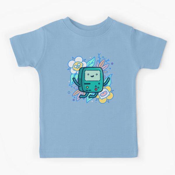 Adventure Time - Super Cute BMO! Kids T-Shirt
