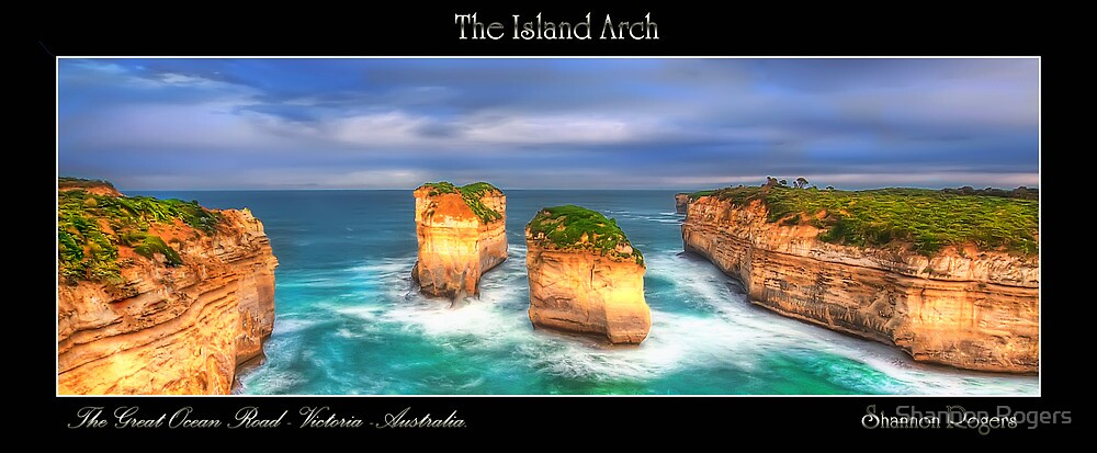 The Island Arch by Shannon Rogers