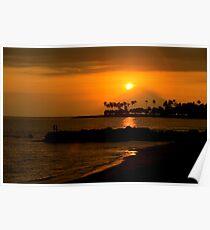 Senggigi Sunset Poster