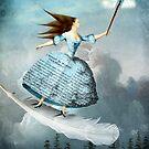 Knight of Swords by Catrin Welz-Stein
