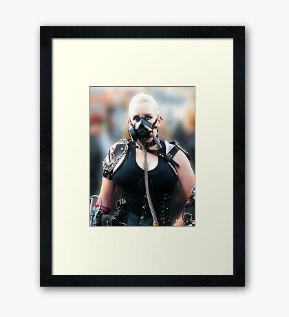 Whitby 10 GOTHS 1 Framed Print