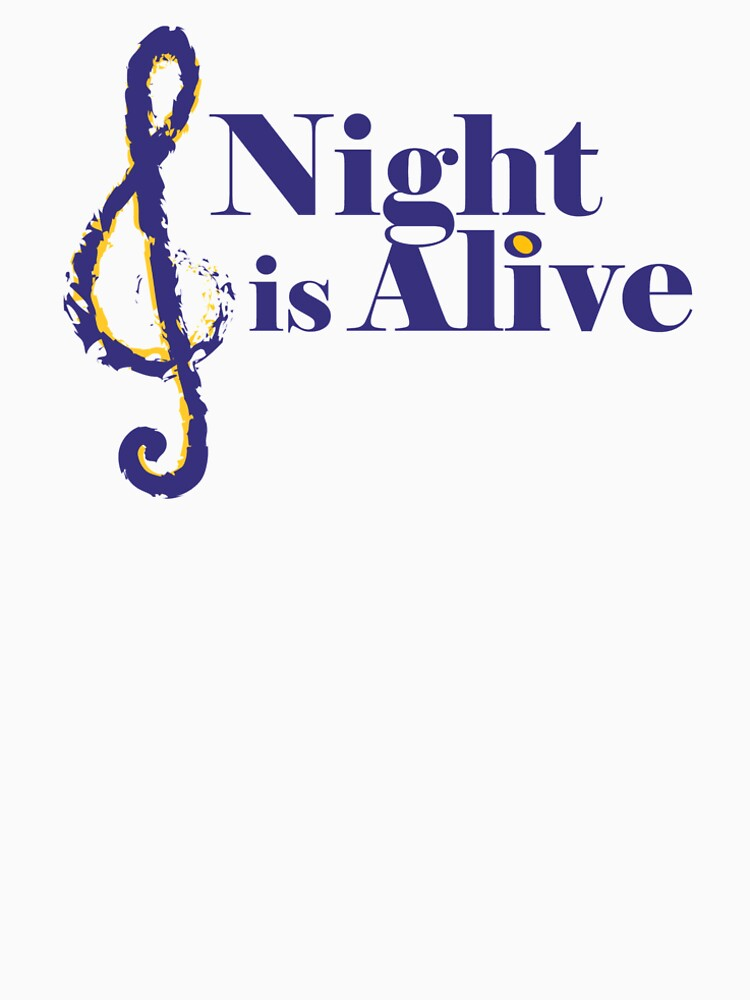 Night is Alive by nightisalive