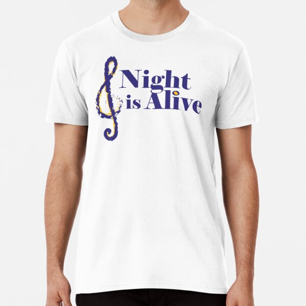 Night is Alive Premium T-Shirt