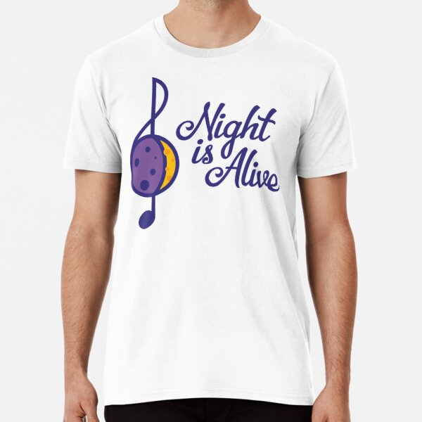 Night is Alive Alternate Premium T-Shirt