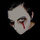 Halloween Head II (self-portrait) by geikomaiko