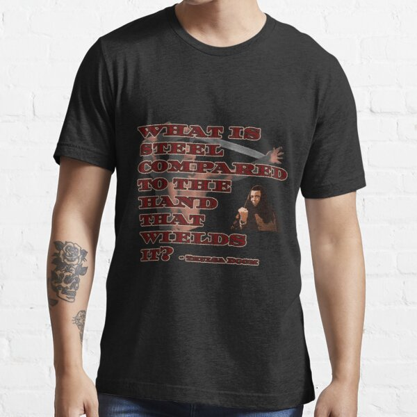 Thulsa Doom and The Riddle of Steel Essential T-Shirt