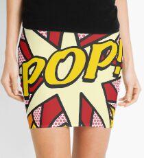 Comic Book Pop Art POP! Mini Skirt