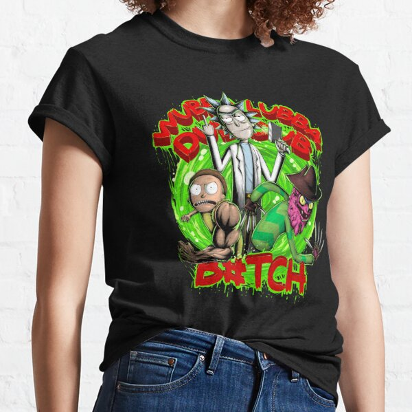 Rick, Morty and Terry Classic T-Shirt