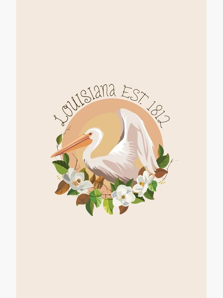 Louisiana Established in 1812 by RebekahLynne