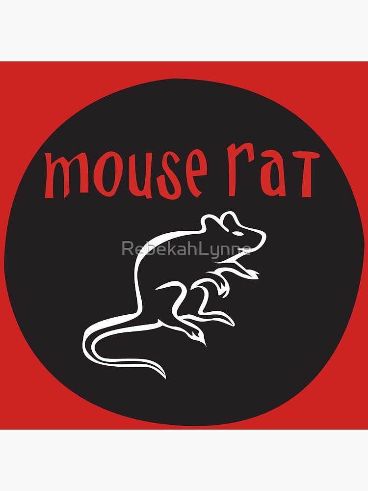 Mouse Rat Forever by RebekahLynne