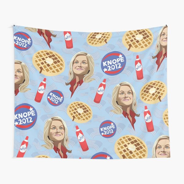 What's Important: Friends, Waffles, and Work  Tapestry
