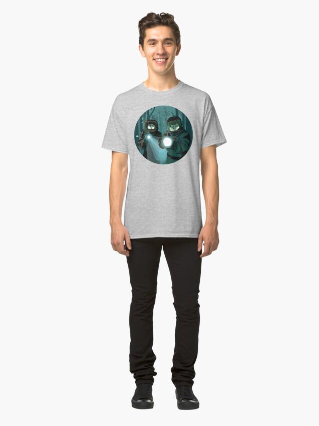 Alternate view of Where's Will? Classic T-Shirt