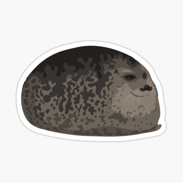 Round Seal Sticker
