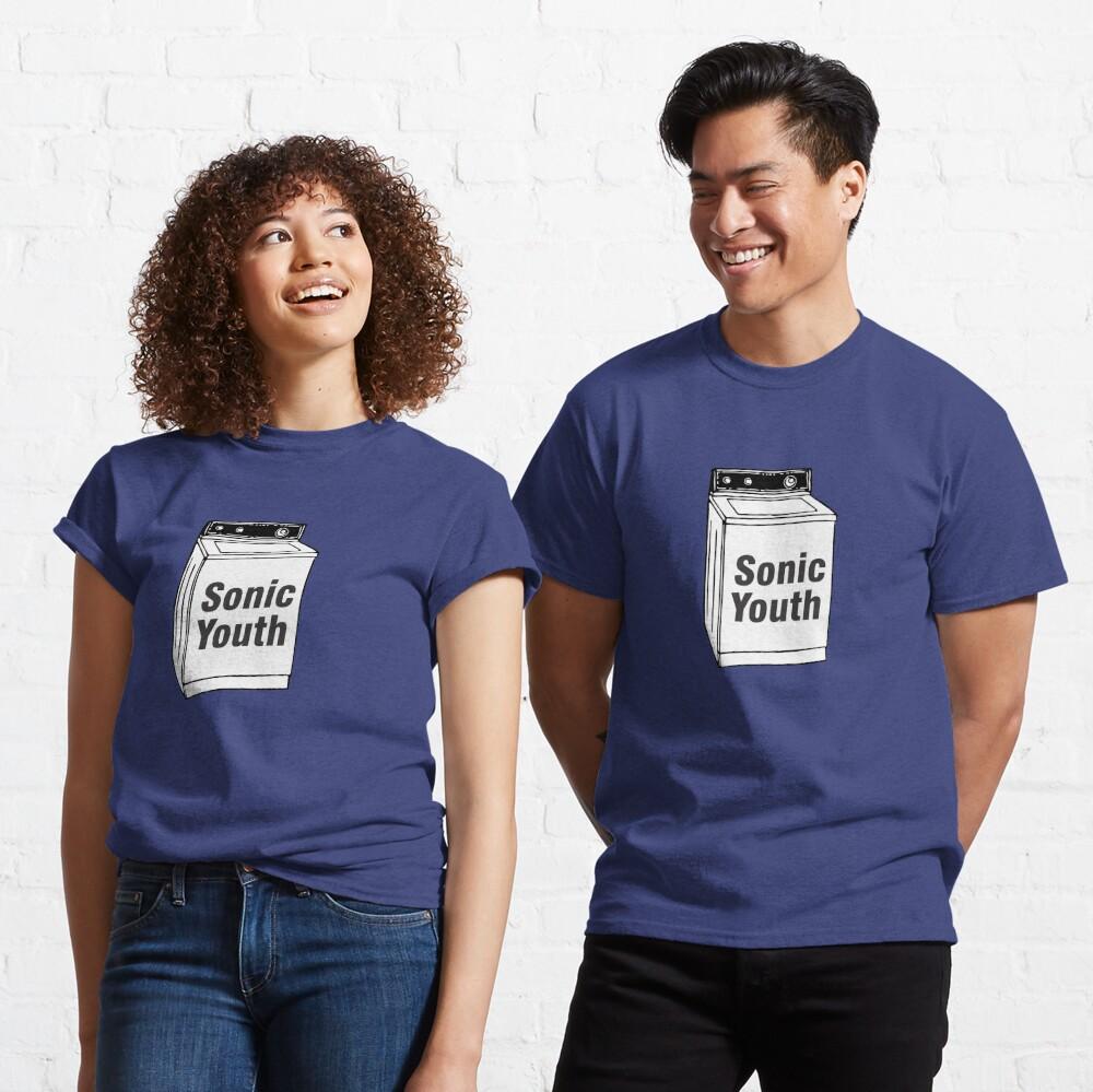 Sonic Youth - Machine Classic T-Shirt