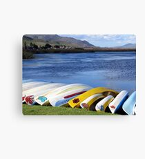 Not too far from Cape Town Canvas Print