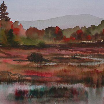 autumn study - i by matingara
