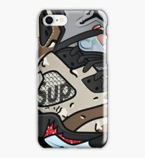 SUPREME CAMO 5s iPhone Case/Skin