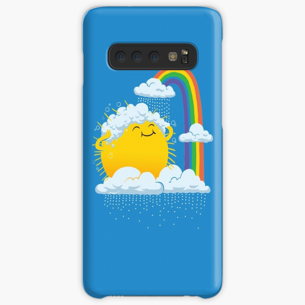 Rainy Day Case & Skin for Samsung Galaxy
