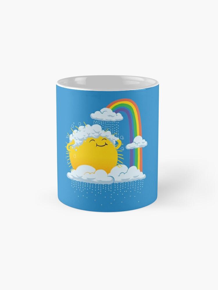 Alternate view of Rainy Day Mug