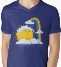 Rainy Day V-Neck T-Shirt