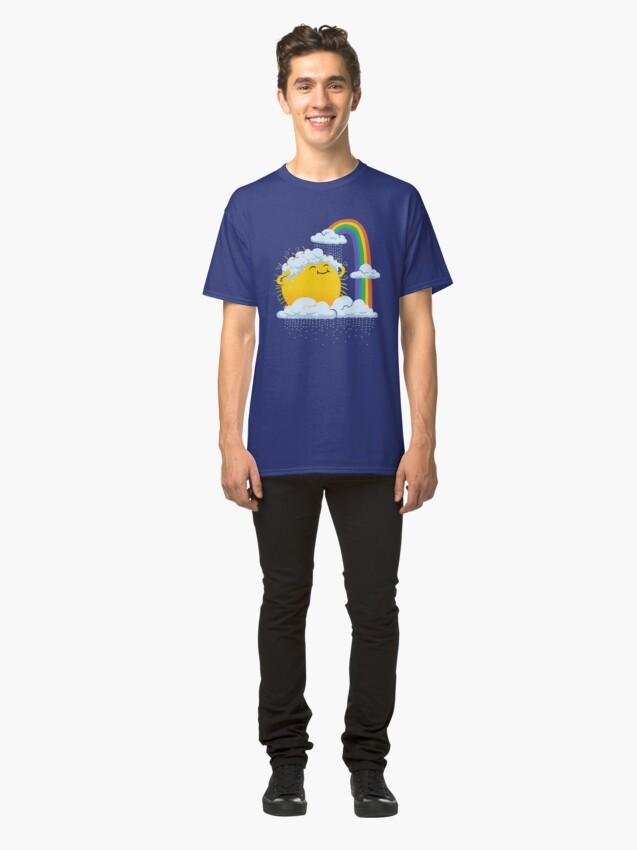 Alternate view of Rainy Day Classic T-Shirt