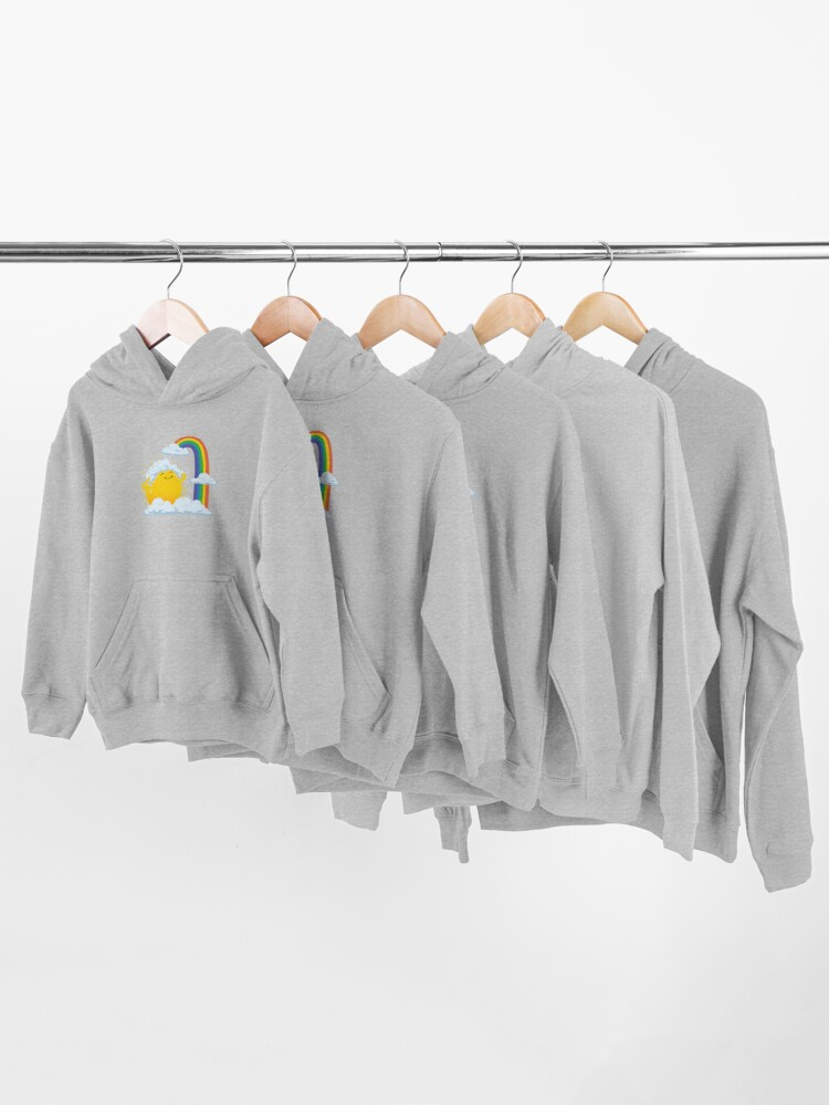 Alternate view of Rainy Day Kids Pullover Hoodie