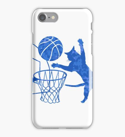 Slam Puss iPhone Case/Skin