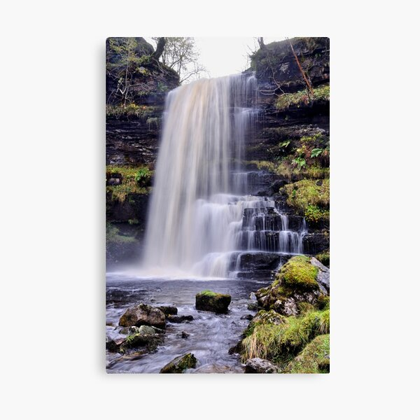 Uldale Force - Cumbria Canvas Print
