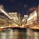 Manhattan lights, Manhattan nights.. by Irina Marennikova