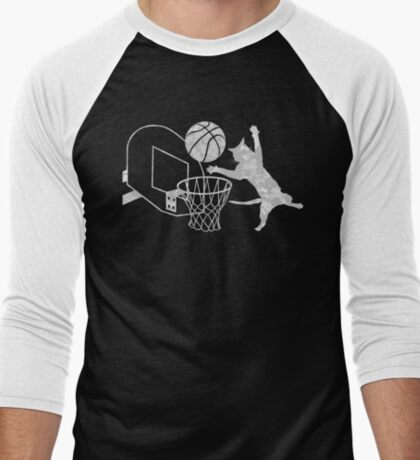 Slam Puss (Grey) T-Shirt