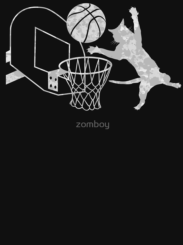 Slam Puss (Grey) by zomboy