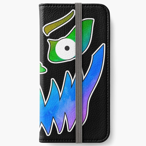 So Fierce! Pride Jack-o-Lantern iPhone Wallet