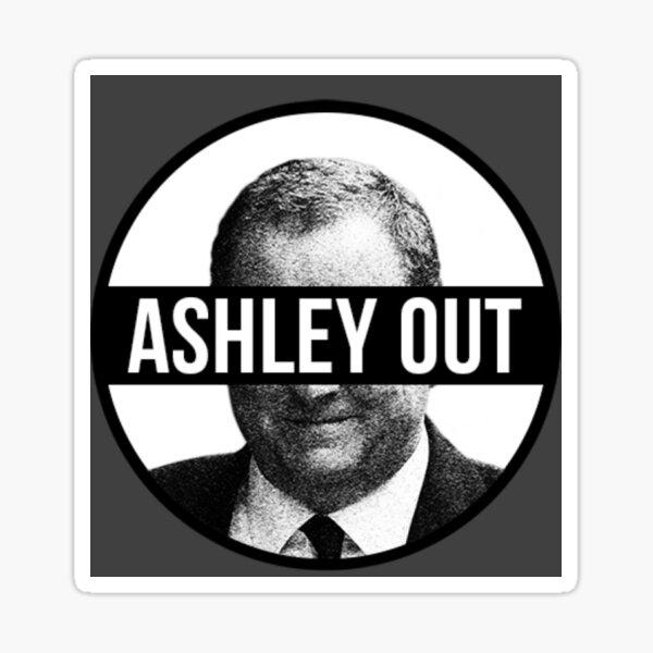 AshleyOut Sticker