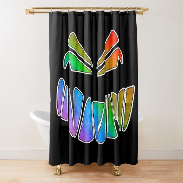Jack Scarington Shower Curtain