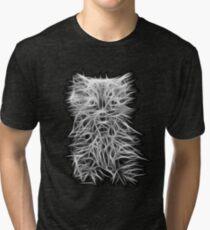 Kitten Tri-blend T-Shirt