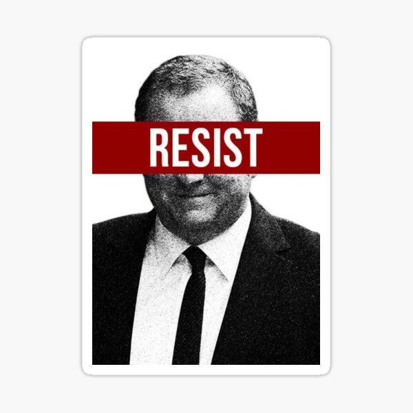 Resist Ashley Sticker