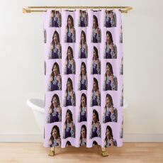 janet Shower Curtain